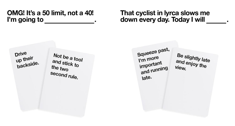 Dorset Road Safe Cards white background web