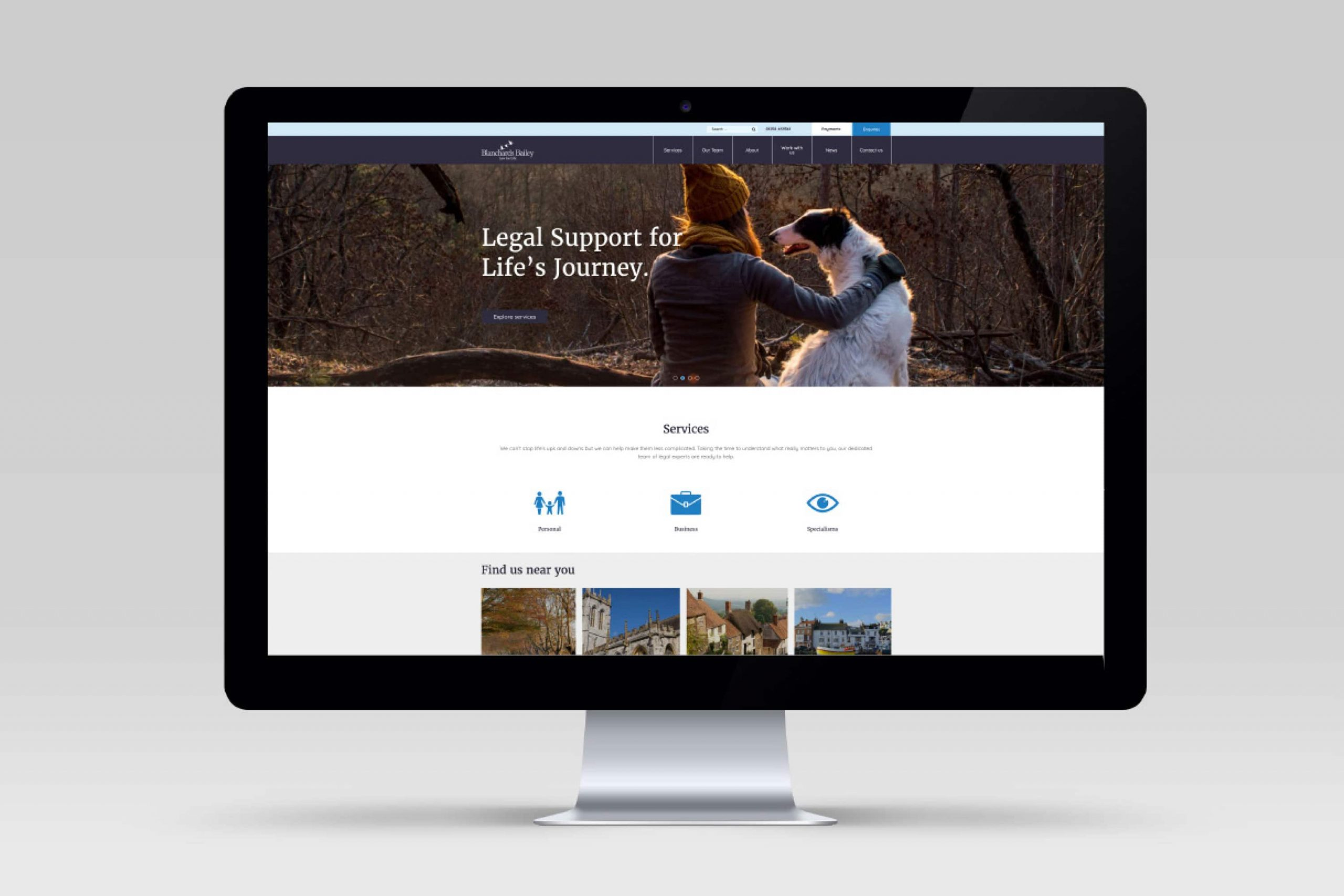 Blanchards Bailey Home Web Page Scaled