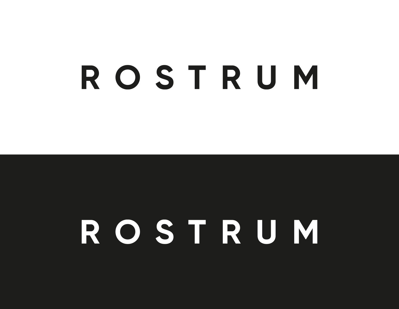 Rostrum Black and White Image Website