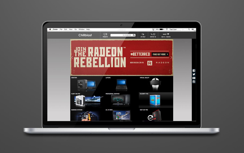 Chillblast Mac View Radeon Rebellion