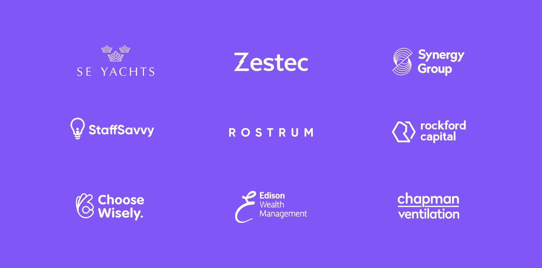 brand development logos
