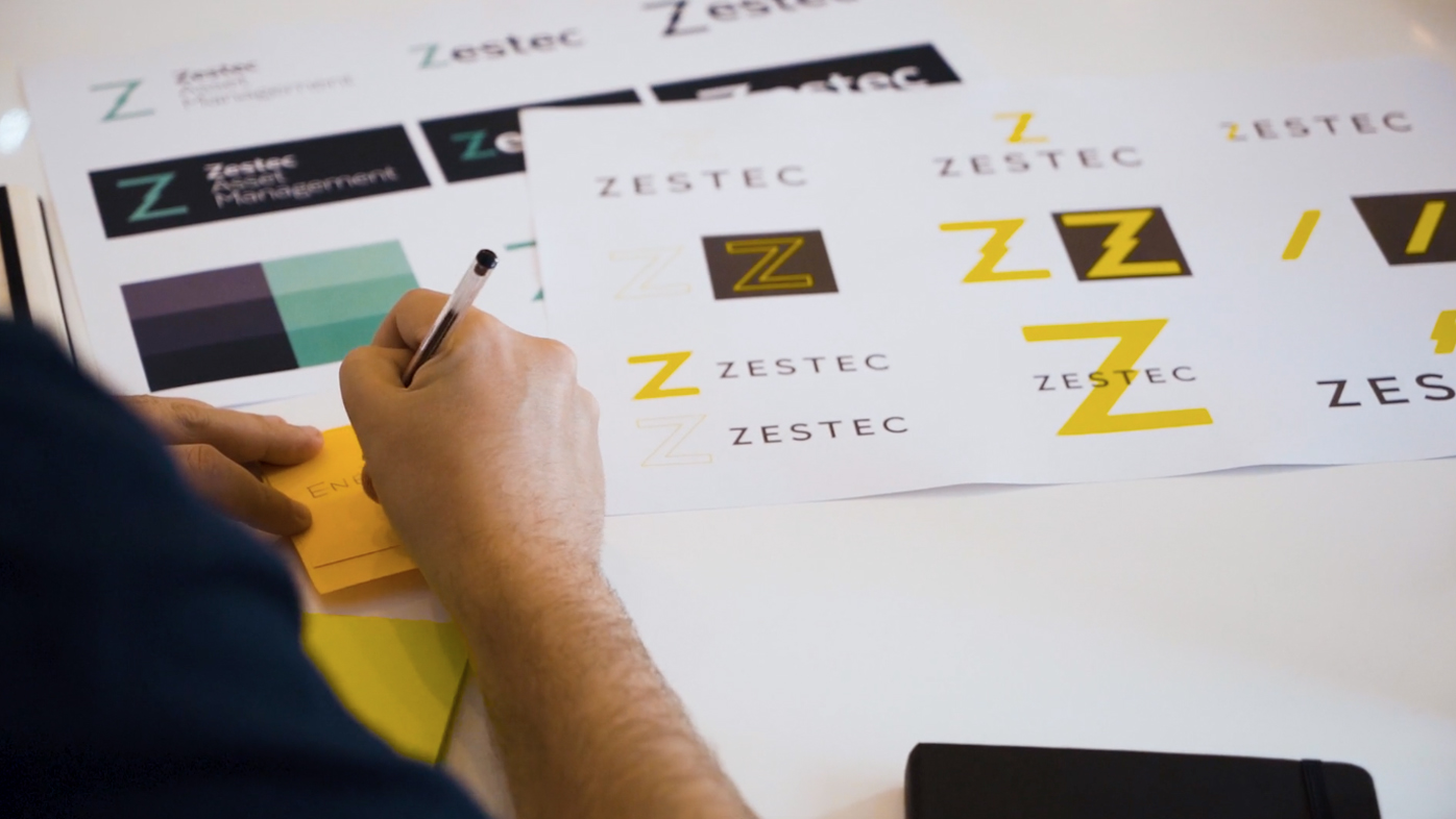 Zestec Brand Development