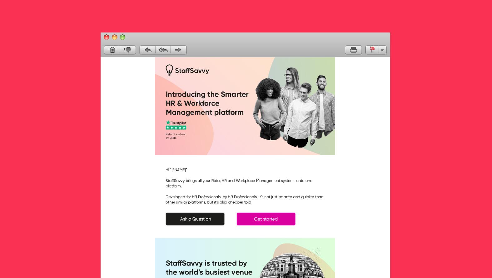 Staff Savvy Email Marketing HTML Version