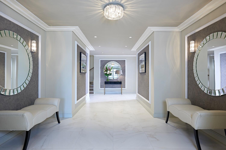 McCarthy & Stone Interior hallway shot