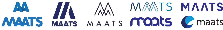 MAATS Logo Design Brand Development