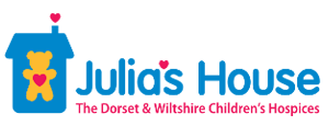 We support Julias House logo