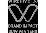 Wirehive logo award
